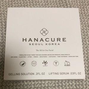 New Hanacure mask